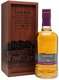 Ledaig Scotch Single Malt 1996 750ml